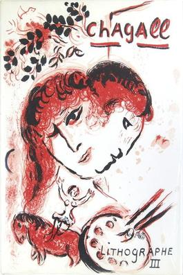 Chagall Lithographe III (1962-1968)