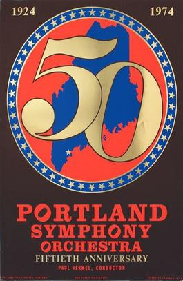 Portland Symphony Orchestra 50th Anniversary