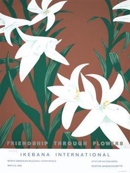 Friendship Through Flowers, Ikebana International