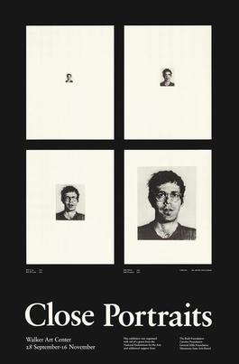 Close Portraits (Bob I - Bob IV)