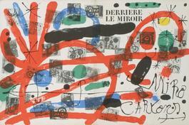 Derriere Le Miroir, no. 151-152 Cover