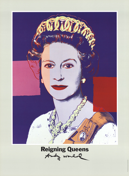 Queen Elizabeth II of England from Reigning Queens