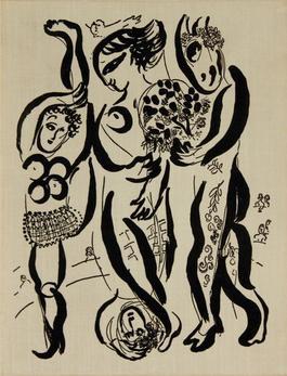 Marc Chagall Das Graphische Werk