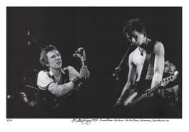 Johnny Rotten - Sid Vicious