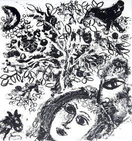 Couple Beside Tree
