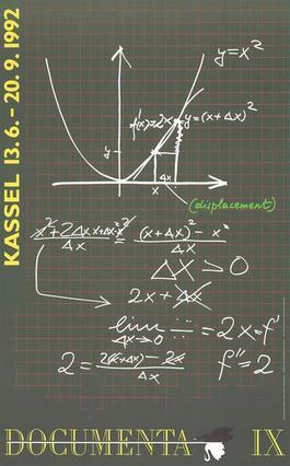Drawing Dietmar Guderian Leibniz, Newton and Displacement