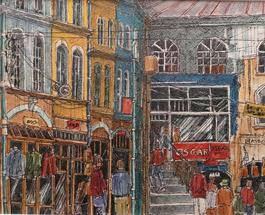 Grand Bazaar Istanbul- Study