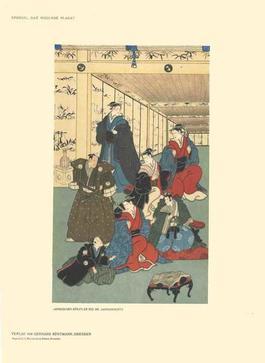 Japanese Artists of the XIX Century - 1897