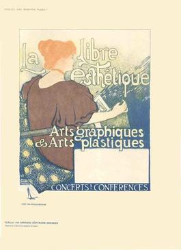 Theo van Rysselberghe - La Libre Esthetique - 1897