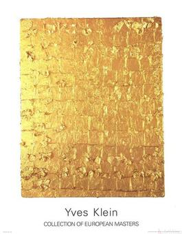 Gold Leaf on Panel
