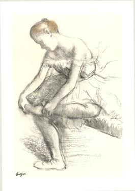 Dancer Seated
