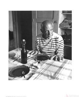 Les Pains de Picasso, Vallauris (1952)