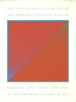 The 29th Biennial Exhibition of Contemporary American Painting