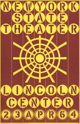 New York State Theater, Lincoln Center