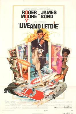 James Bond - Live and Let Die