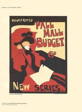 Maurice Greiffenhagen - Pall Mall Budget - 1897