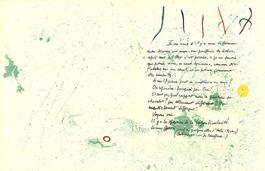 Album 19 Original Lithographs pages 1,14
