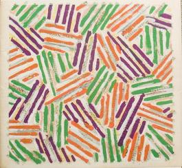 Jasper Johns Screenprints