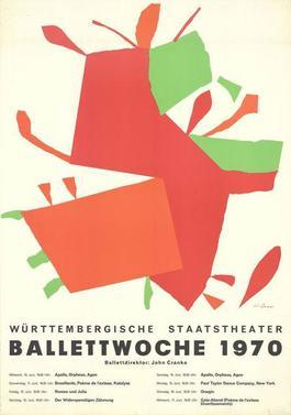 Ballettwoche 1970
