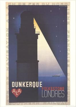 SS Dunkerque-Londres