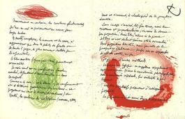 Album 19 Original Lithographs Pages 10,13