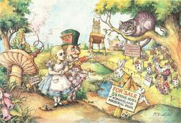 Alice Buying Wonderland