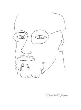 Autoportrait de Trois Quarts