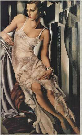 Portrait de Madame Allan Bott
