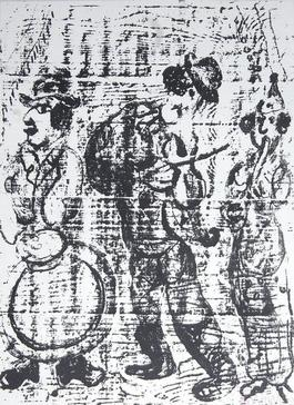The Wandering Musicians