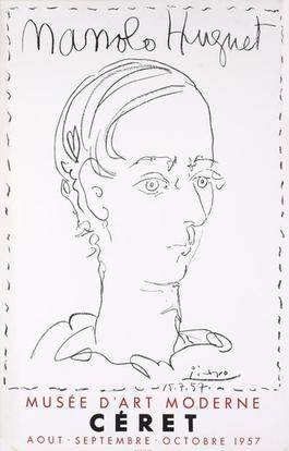 Manolo Hugnet, Ceret, Musee D
