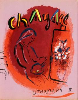 Marc Chagall Lithographies II