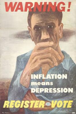 Inflation Means Depression