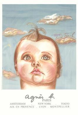 Agnes B, le Bebe Cruel
