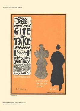 D. Whitelaw - Give & Take - 1897