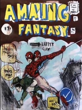 AMAZING FANTASY #15 1962 / Homage to Jack Kirby