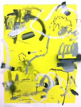 Yellow Series #7