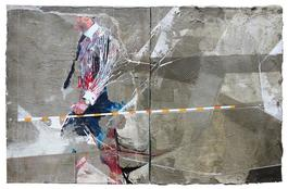 "Out of the Wall ""Diptych"""