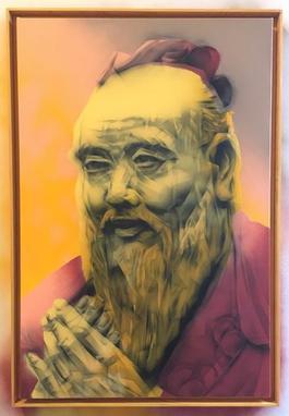 Portrait of Confucious