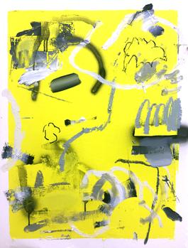 Yellow Series #7