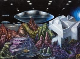 Groom Lake - Hollow Earth Series