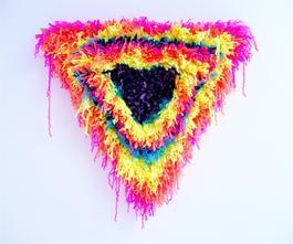Rainbow Muff