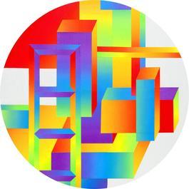 Rainbow Variation X