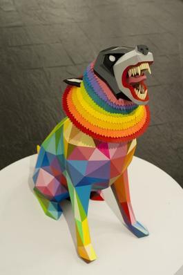 Okuda + Aj Fosic: Angry Dog