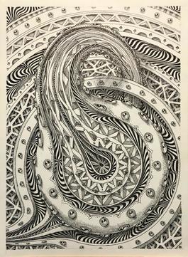 Mandala Study