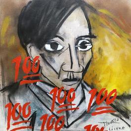 SELF PORTRAIT 1907 / Homage to Pablo Picasso