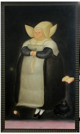 Levitaciones de Santa Juana de Avila