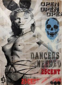 Dancers Needed - Kate Moss
