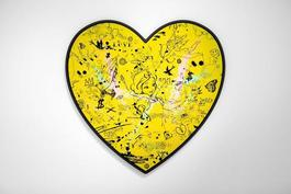 My Heart Is Yours (Yellow)