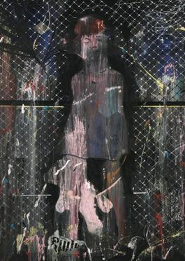 Sleepwalk II - Girl By A Fence
