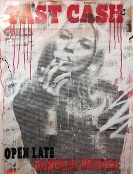Fast Cash - Kate Moss